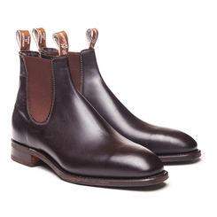 R.M Williams Comfort Craftsman Boot H - Chestnut