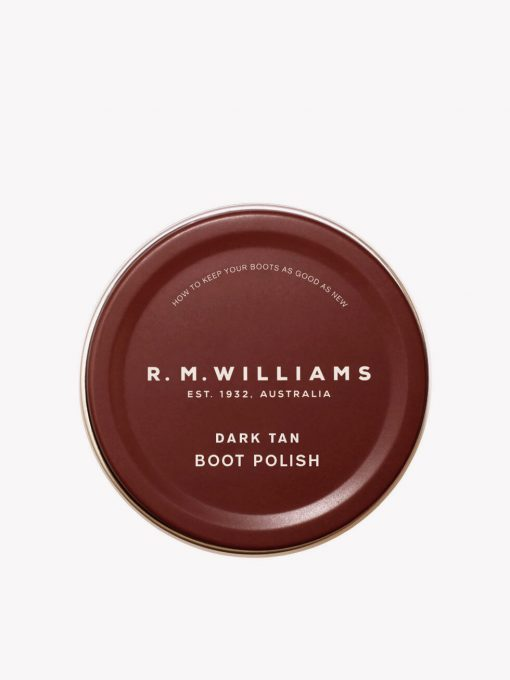 R.M Williams Stock Boot Polish - Dark Tan