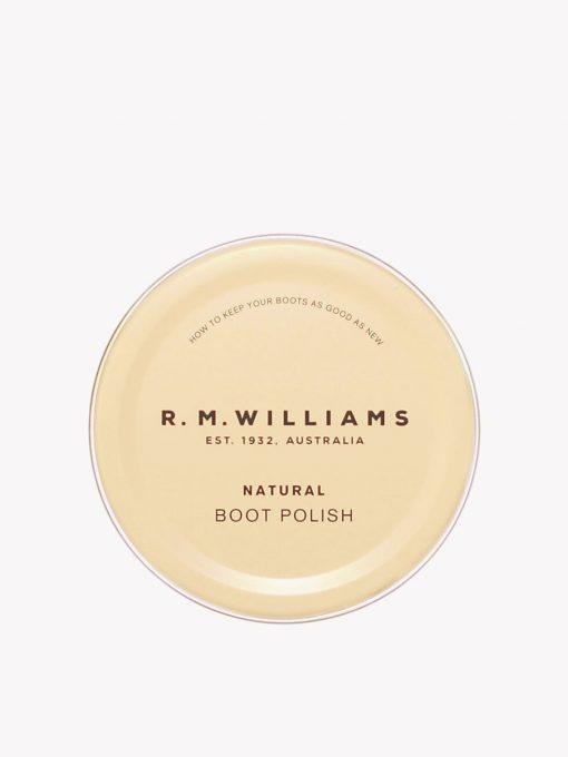 R.M Williams Stock Boot Polish - Natural