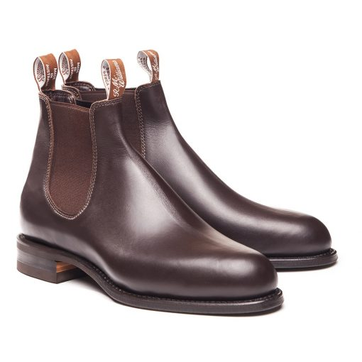 R.M Williams Comfort Craftsman Boot - G Chestnut