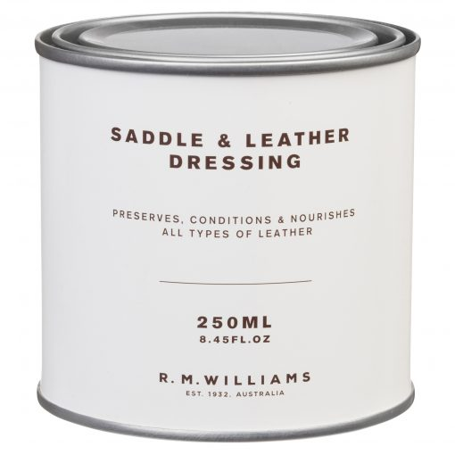 R.M Williams Leather Saddle Dressing
