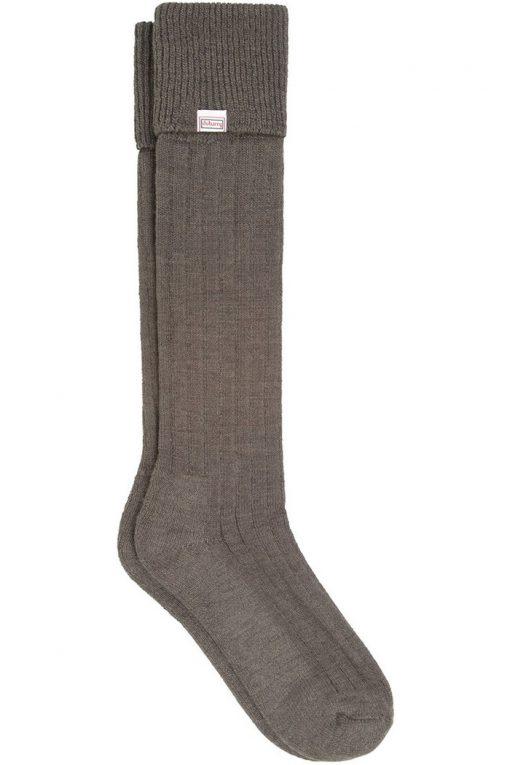 Dubaryy Alpaca Socks - Olive