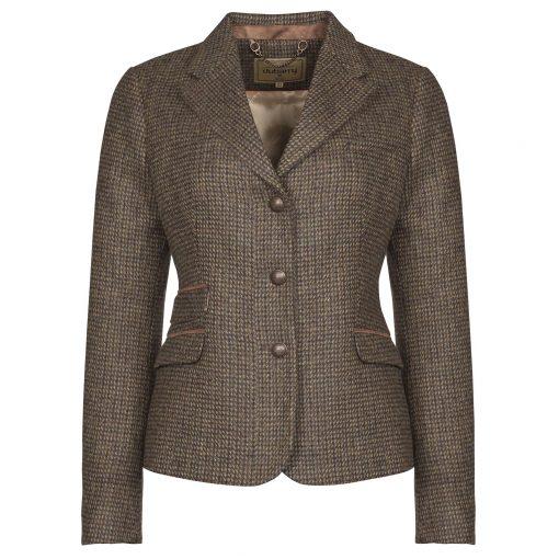 Dubarry Buttercup Tweed Jacket - Heath