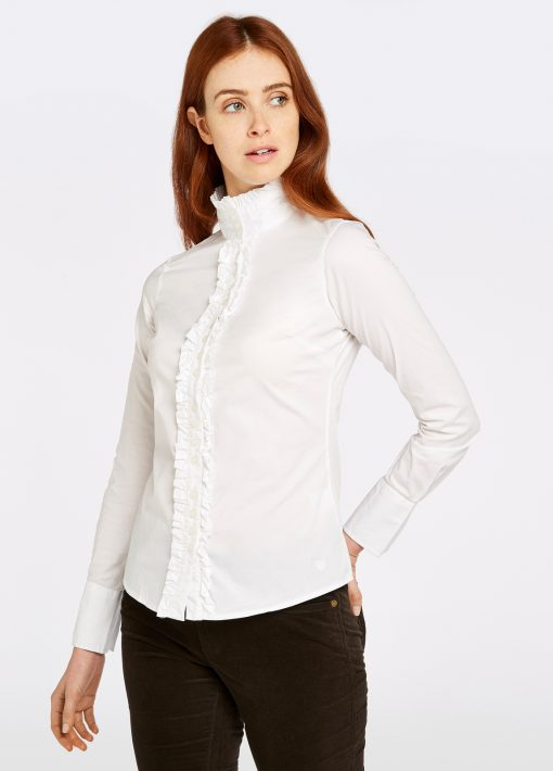 Dubarry Chamomile Shirt - White