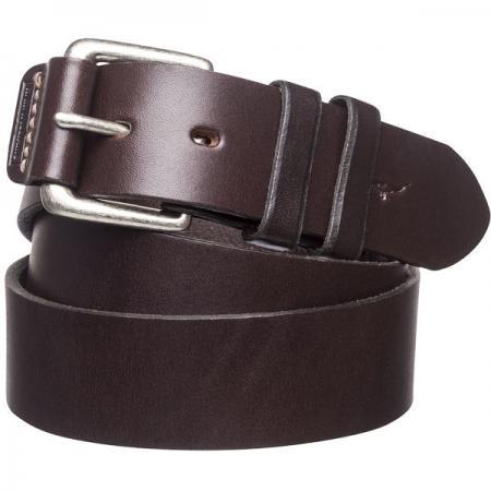 R.M Williams 1 1/2″ Covered Buckle Belt -  Chestnut