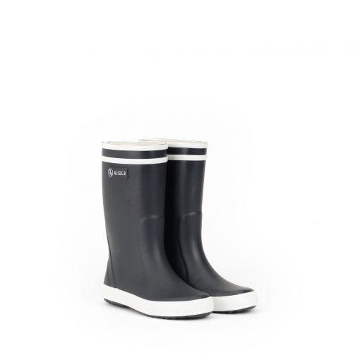 Aigle Rain Boots - Black
