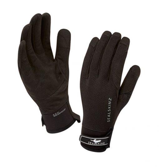 Sealskinz Women's Dragon Eye Gloves - Black