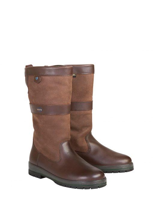 Dubarry Kildare Country Boot - Walnut