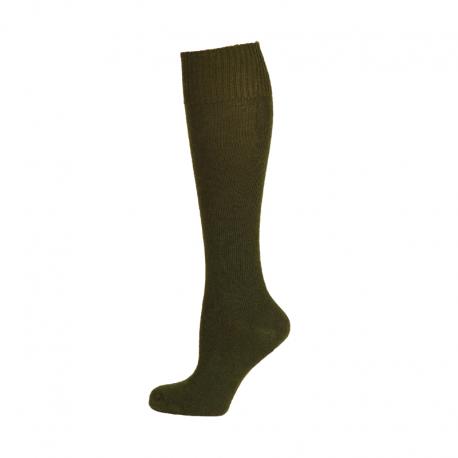 Corrymoor Eventer Sock - Moss