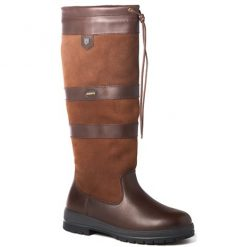 Dubarry Galway Country Boot - Walnut Extra Fit