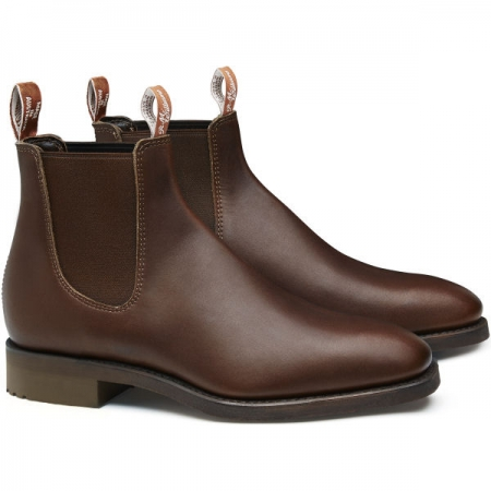 R.M Williams Lachlan Boots - Brown