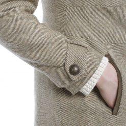 Dubarry Moorland Tweed Jacket - Sable