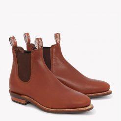 R.M Williams Adelaide Boot - Caramel