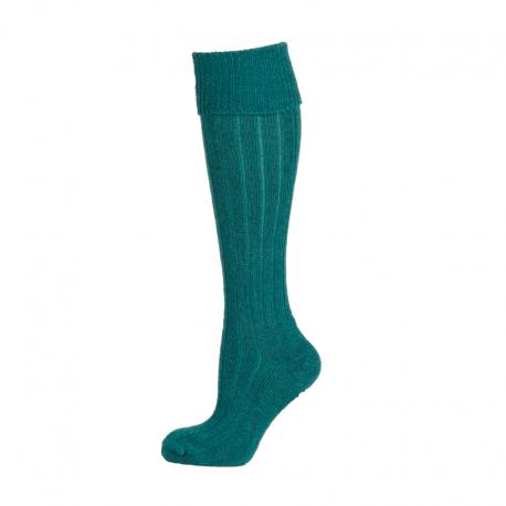 Corrymoor Woodlander Sock - Jade
