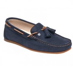 Dubarry Jamaica Deck Shoe - Navy