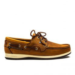 Dubarry Commodore X LT Deck Shoe - Chestnut