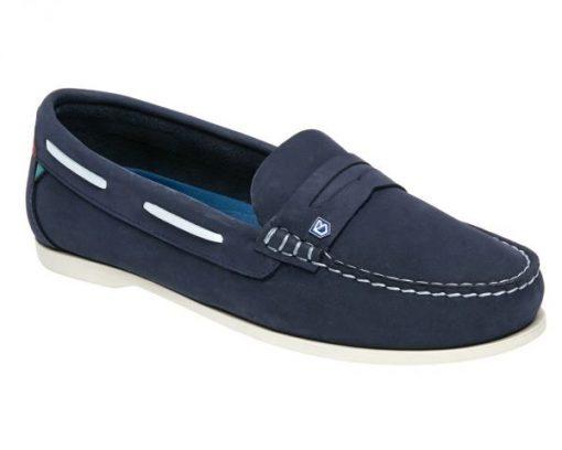 Dubarry Belize Deck Shoe - Royal Blue