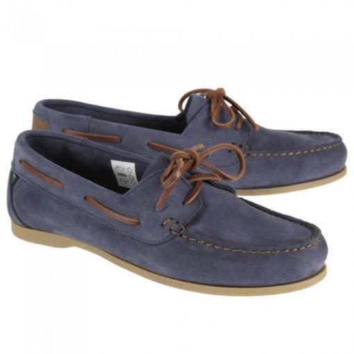 Dubarry Aruba Deck Shoe - Denim