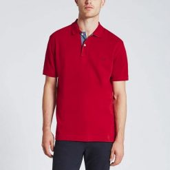 R.M Williams Rod Polo Shirt - Red