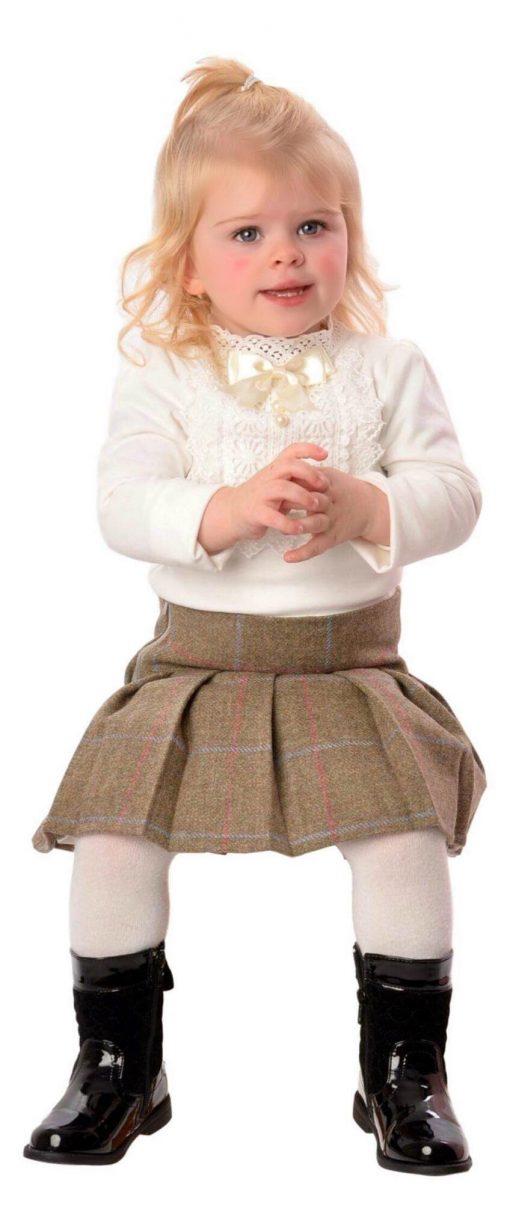 Tilly Ann Sandringham Skirt - Nuthatch