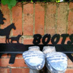 Boot Racks