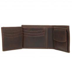 Hicks & Hides 12 Bore Wallet - Brown