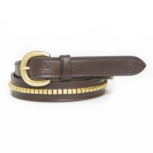 Hicks & Hides Adlestrop Belt - Brown