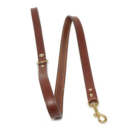 Dumbleton Rifle Dog Lead - Cognac