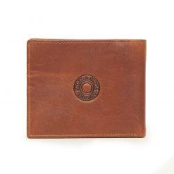 Hicks & Hides Rifle Wallet - Cognac