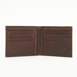 Hicks & Hides Rifle Wallet - Brown