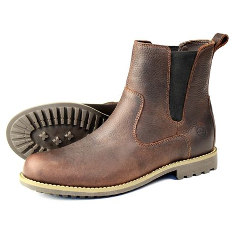 Orca Bay Cotswold Boot - Dark Brown