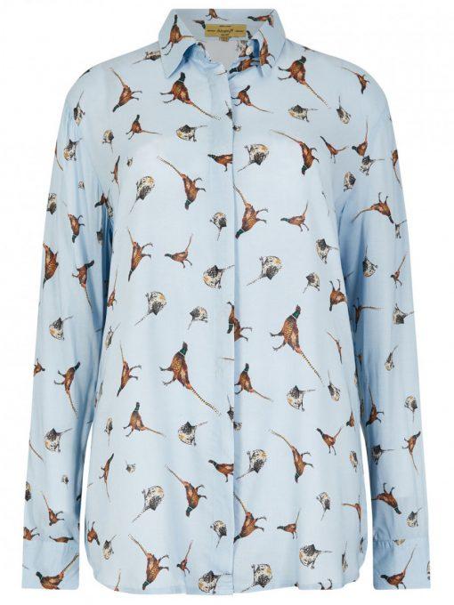 Dubarry Briarrose Shirt - Blue Multi
