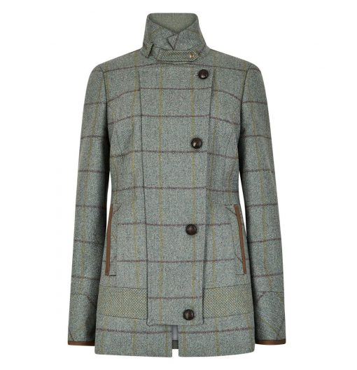 Dubarry Willow Tweed Jacket - Sorrel