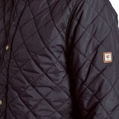 Dubarry Adare Quilted Jacket - Navy