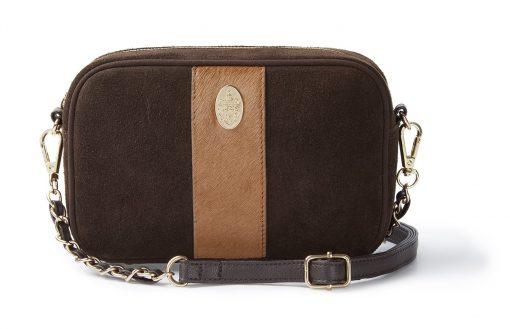 Hicks & Brown Melton Bag - Brown