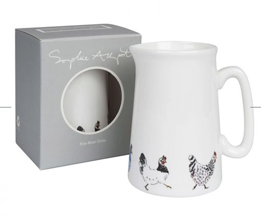 Sophie Allport Jug (Small) - Lay A Little Egg