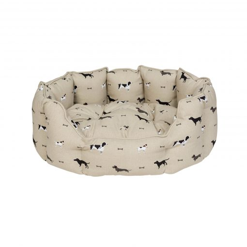 Sophie Allport Dog Bed - Woof