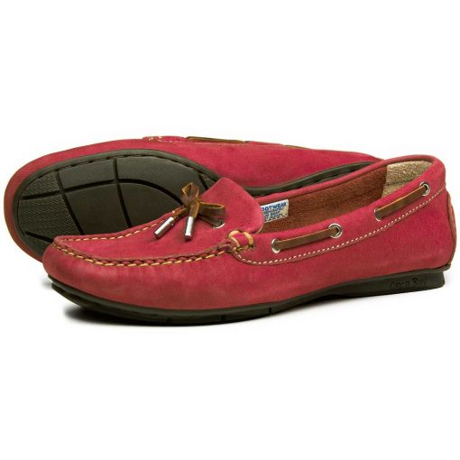 Orca Bay Ballena Loafer - Berry