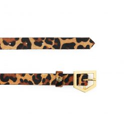 Fairfax & Favor The Sennowe Belt - Jaguar Haircalf