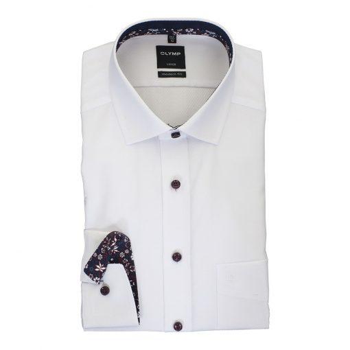 Olymp Luxor Modern Fit Shirt - White