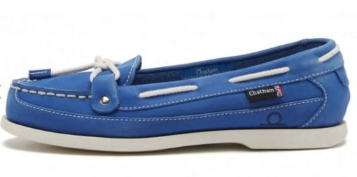 Chatham Alcyone G2 Deck Shoe - Cobalt