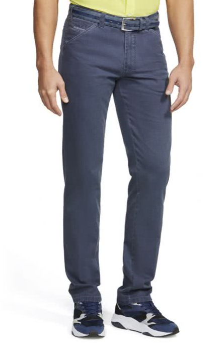 Meyer Chicago Trousers - Navy