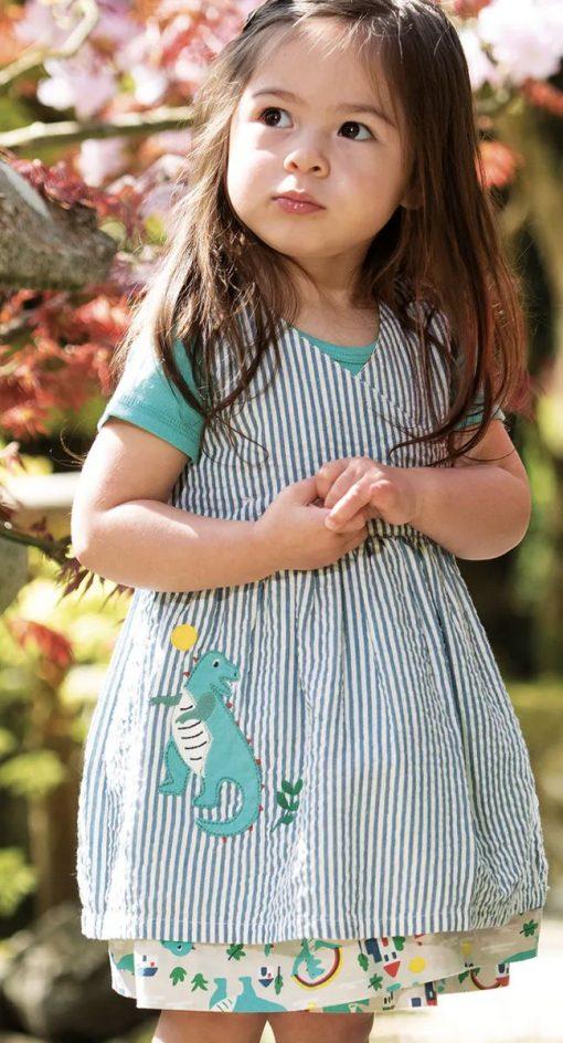 Frugi Nora Reversible Dress