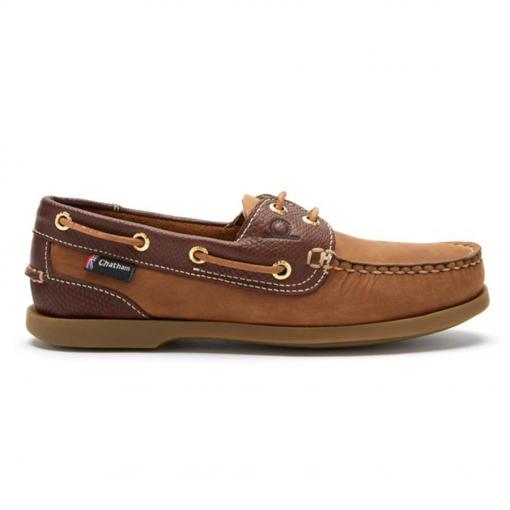 Chatham Bermuda Lady II G2 Boat Shoes - Walnut / Brown