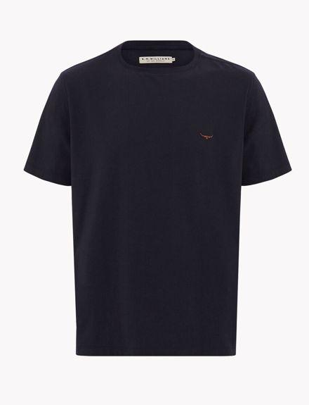 R.M Williams Parson T-Shirt - Navy