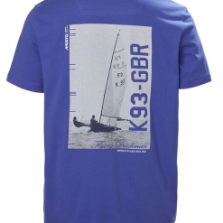 Musto Photographic T-Shirt - Blue