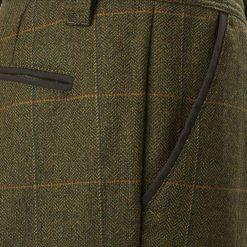 Musto Lightweight Machine Washable Gore-Tex Tweed Breeks - Balmoral