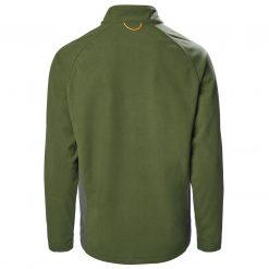 Musto HTX Full Zip Fleece - Dark Moss