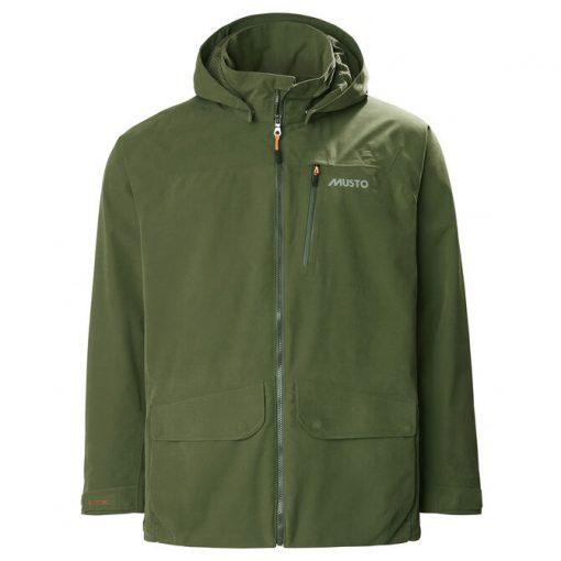 Musto HTX Keepers Jacket - Dark Moss