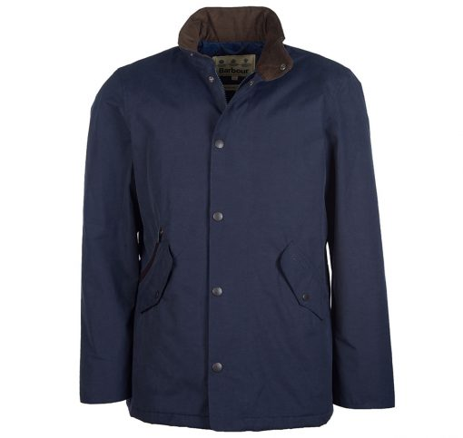 Barbour Chester Jacket - Navy